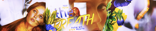 The Breath Banner by herrondale