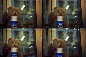 action sampler lomo BUBBLES by paoly81