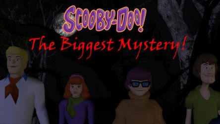 Scooby-Doo's Biggest Mystery - Animated comic by AnimatorAR