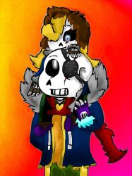 Shandra and SBMD Sans by miller7751