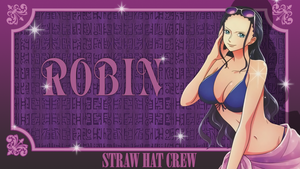 Nico Robin Wallpaper - One Piece by Kaz-Kirigiri