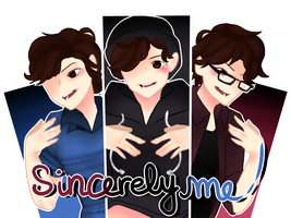 Sincerely me [Fanart WhateverCosplay] by Dream-Yaoi
