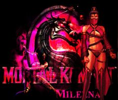MK9 Mileena Wallpaper by Reaper-The-Creeper