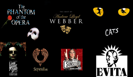 The Best Of Andrew Lloyd Webber by sm364217