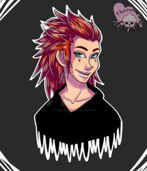 Axel by FlavorlessMuffin