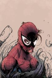 Spidey by greenhickup
