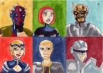 Sketch Card: Shades Of Reason by Giorgia99