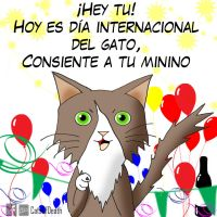 Dia Del Gato by Catsofdeath