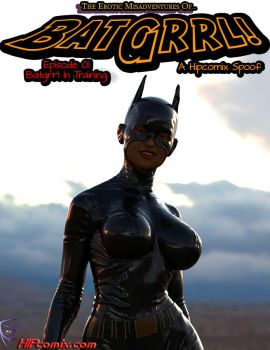 Batgrrl - In Training - Cover Promo for Episode 01 by thejpeger