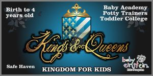 Kings and Queens Signage by Boyaloud88