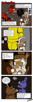 Springaling 169: FNAF in Outer Space by Negaduck9