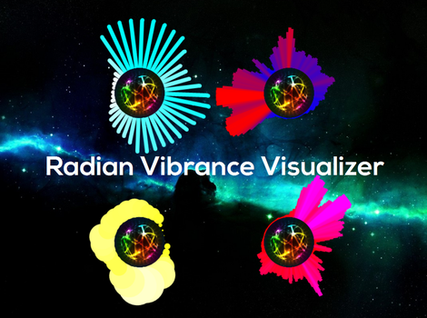 Radian Vibrance Visualizer 1.3 by FreezingClouds
