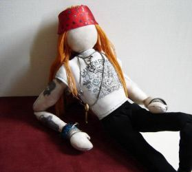 Axl Rose by maghigol