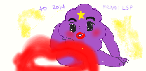 LSP- a flying kiss for 2014