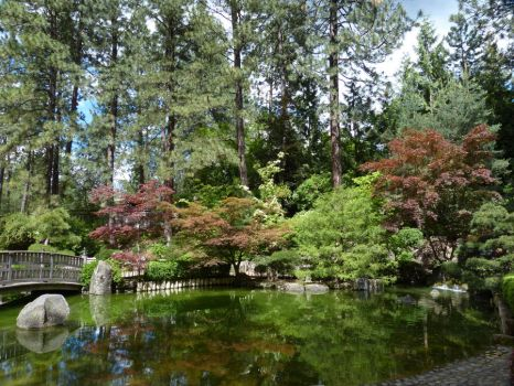 Spokane Manito Park 14 by Royce-Barber