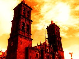 Great Puebla by aaronpositivo
