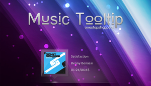 Music Tooltip by SierraDesign