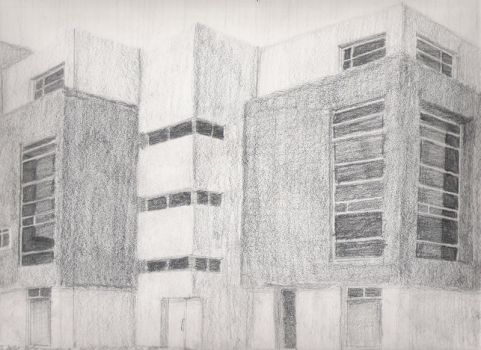 Guelph-Humber Building by Facial-Tic