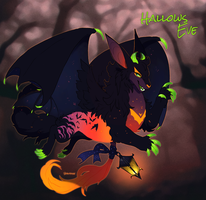 Hallows Eve Faelidh Auction (CLOSED) by Verlidaine