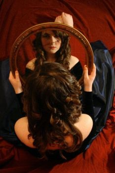 The Girl in the Mirror by heart-angel