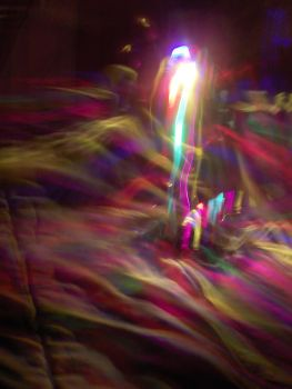 streaks of color in motion by Capture4rmHeart-Soul