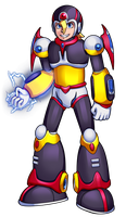 Trickster (MMX:U49) by IrregularSaturn