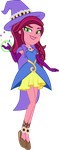 Point Commission: Sorceress Gloriosa Daisy by ImperfectXIII