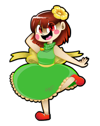 Chara by AngiePeggy2114