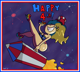 Have a Blast This 4th by AgentC-24