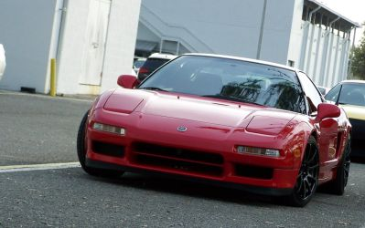 NSX by Saber15