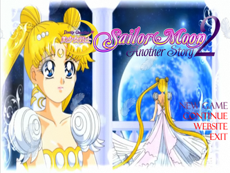Sailor Moon Another Story 2: Perfect Edition 2 by PrinceEndymion88