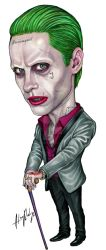 Joker Jared by AlanRodriguez