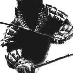 Arnis flyer drawing by Paul-art