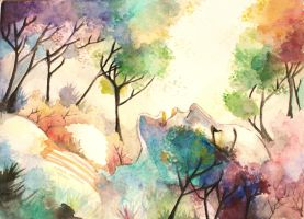 Sleeping Forest by Phons08194