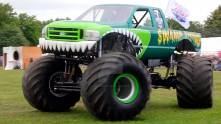 Monster Truck 07 - Swamp Thing by gopherboy76