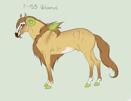 F-153 Volcanus by Agent-Hill