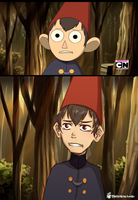 Over the Garden Wall - Redraw 01 by TaffyDesu
