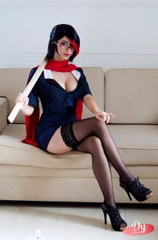 Headmistress Fiora by DyChanCos