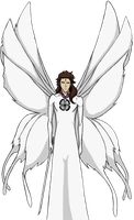 Aizen Third Form by Arrancarfighter