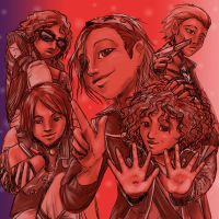 Fabulous Killjoys - MCR by tilt5000
