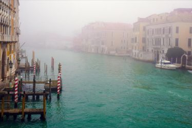 Foggy Venice III by Aenea-Jones