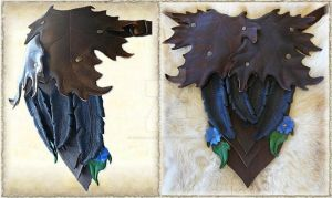 Shoulder guard by Eternal-designs-com