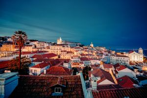 Lisbon by Stefan-Becker