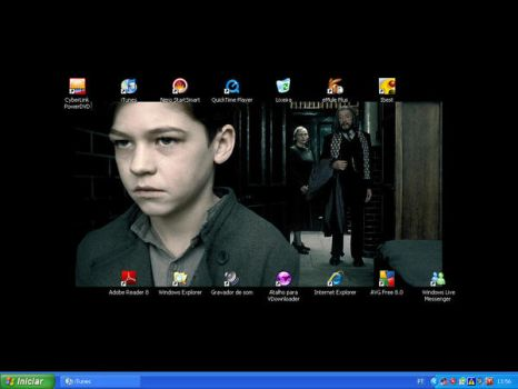 Litlle Tom Riddle by ANAMELIA
