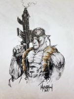 DeathBlow by thefreshdoodle