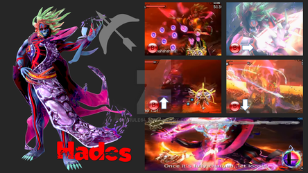 Hades (Updated) Super Smash Bros Moveset by Hyrule64