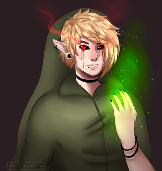 Ben Drowned by SepticMelon