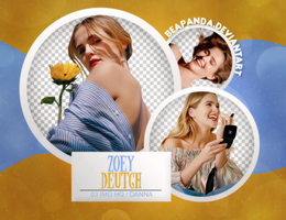 Pack Png 613 // Zoey Deutch by BEAPANDA