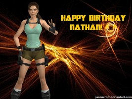XNALara - Happy Birthday Nathan! ^_^ by JasonCroft