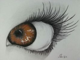 eye by Sabo93